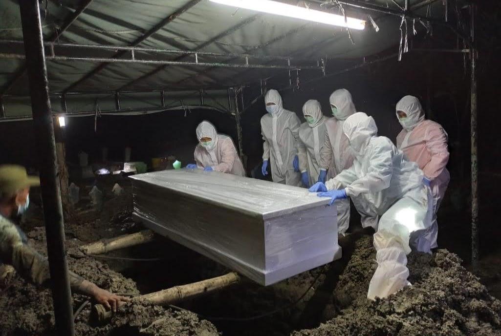 Kasus meninggal dunia akibat Covid-19 di Kendal Melonjak ORARI Berindak