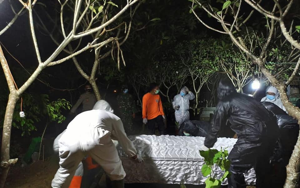 Pemakaman Jenasah Akibat Covid-19 di Kendal melonjak, Core ORARI Lokal Kendal Bertindak