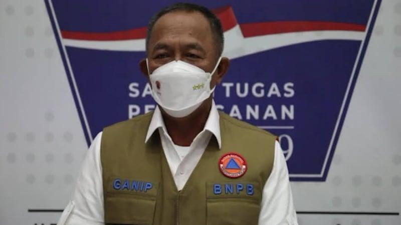 Letnan Jendral TNI Ganib Warsito, Kepala Badan Nasional Penanggulangan Bencana
