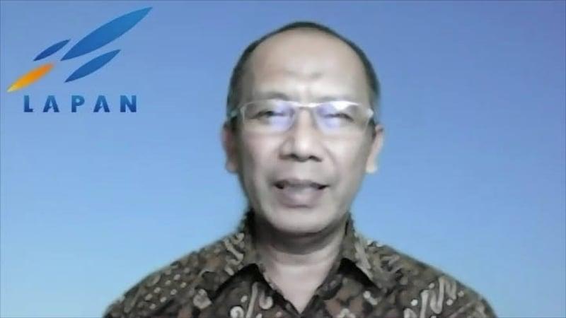 Tomas Jamaludin Kepala Lembaga Penerbangan dan Antariksa Nasional LAPAN